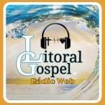 Logo da emissora Rádio Litoral Gospel