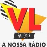 Logo da emissora Rádio VL 104.9 FM
