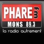 Logo da emissora Radio Phare 89.3 FM