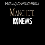 Logo da emissora Rádio Manchete News