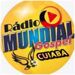 Logo da emissora Rádio Mundial Gospel Cuiaba