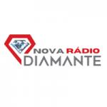 Logo da emissora Rádio Nova Diamante Coromandel