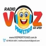 Logo da emissora Voz Profética Go