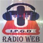 Logo da emissora Rádio IPGD
