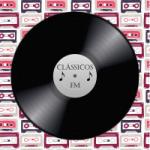 Logo da emissora Rádio Clássicos FM
