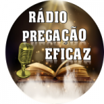 Logo da emissora Rádio Pregação Eficaz