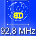 Logo da emissora Radio Brcko Distrikt 92.8 FM