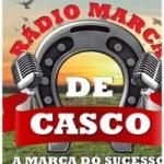 Logo da emissora Rádio Marco De Casco