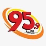 Logo da emissora Rádio Rural 95.9 FM