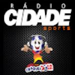 Logo da emissora Rádio Cidade Sports