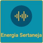 Logo da emissora Rádio Energia Sertaneja