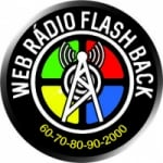 Logo da emissora Web Rádio Flash Back