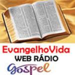 Logo da emissora Rádio Evangelho Vida