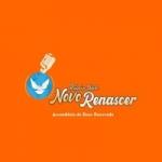 Logo da emissora Rádio Web Novo Renascer