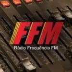 Logo da emissora Rádio Freqüência FM