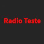 Logo da emissora Rádio Teste Br
