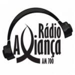 Logo da emissora Rádio Aliança 700 AM