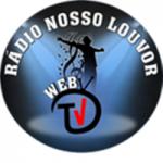 Logo da emissora Rádio Nosso Louvor
