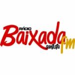 Logo da emissora Rádio Baixada Santista FM