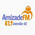 Logo da emissora Rádio Amizade FM