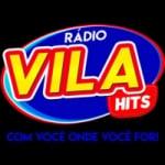 Logo da emissora Rádio Vila Hits