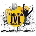 Logo da emissora Rádio JVL Web