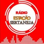 Logo da emissora Rádio Estação Sertaneja
