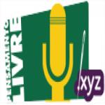 Logo da emissora Agulha Rádio