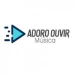 Logo da emissora Adoro Ouvir Música Pop-Rock