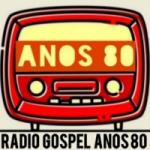 Logo da emissora Rádio Gospel Anos 80