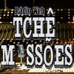 Logo da emissora Rádio Web Tchê Missões