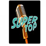 Logo da emissora Web Rádio Super Top