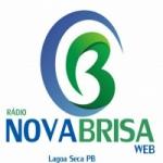 Logo da emissora Nova Brisa Web