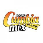 Logo da emissora Radio Cumbia Mix 91.9 FM