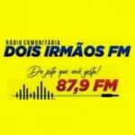 Logo da emissora Rádio Dois Irmãos 87.9 FM