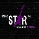 Logo da emissora Radio Star 105.6 FM