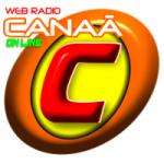 Logo da emissora Rádio Canaã Itatiaia