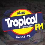 Logo da emissora Rádio Tropical 97.9 FM