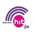 Logo da emissora Radio Hit 93.6 - 104.5 FM