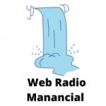 Logo da emissora Rádio Web Manancial