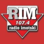 Logo da emissora Radio Imotski RIM 107.4 FM