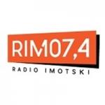 Logo da emissora Radio Imotski 107.4 FM