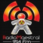 Logo da emissora Radio Maestral 95.4 FM