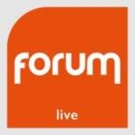 Logo da emissora Radio Forum Live