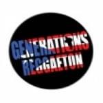 Logo da emissora Generations Reggaeton