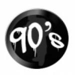 Logo da emissora Generations 90's