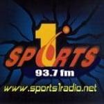 Logo da emissora Radio Sports 1 Radio 93.7 FM