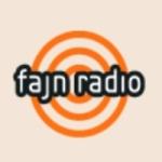 Logo da emissora Fajn Rádio Agara 98.1 FM