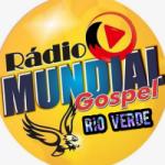 Logo da emissora Rádio Mundial Gospel Rio Verde
