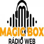 Logo da emissora Rádio Magic Box